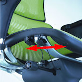 Seat Depth Adjustment